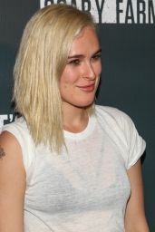 Rumer Willis at Knotts Scary Farm Celebrity VIP Opening at Knott