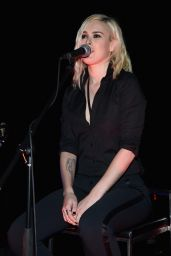 Rumer Willis at The Note Pad in Los Angeles, October 2014
