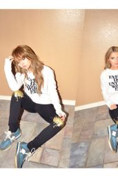 Sammi Hanratty - Modelling BoyMeetsGirl Autumn/Winter 2014 Collection
