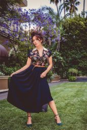 Sarah Shahi - CBS Watch! Magazine October 2014 Issue