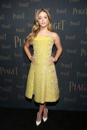 Sasha Pieterse – Extremely Piaget Launch Event in Beverly Hills – October 2014