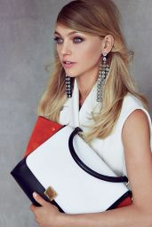 Sasha Pivovarova - Photoshoot for Vogue (US) - October 2014