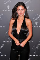 Selena Gomez at CR Fashion Book Issue #5 Launch Party in Paris