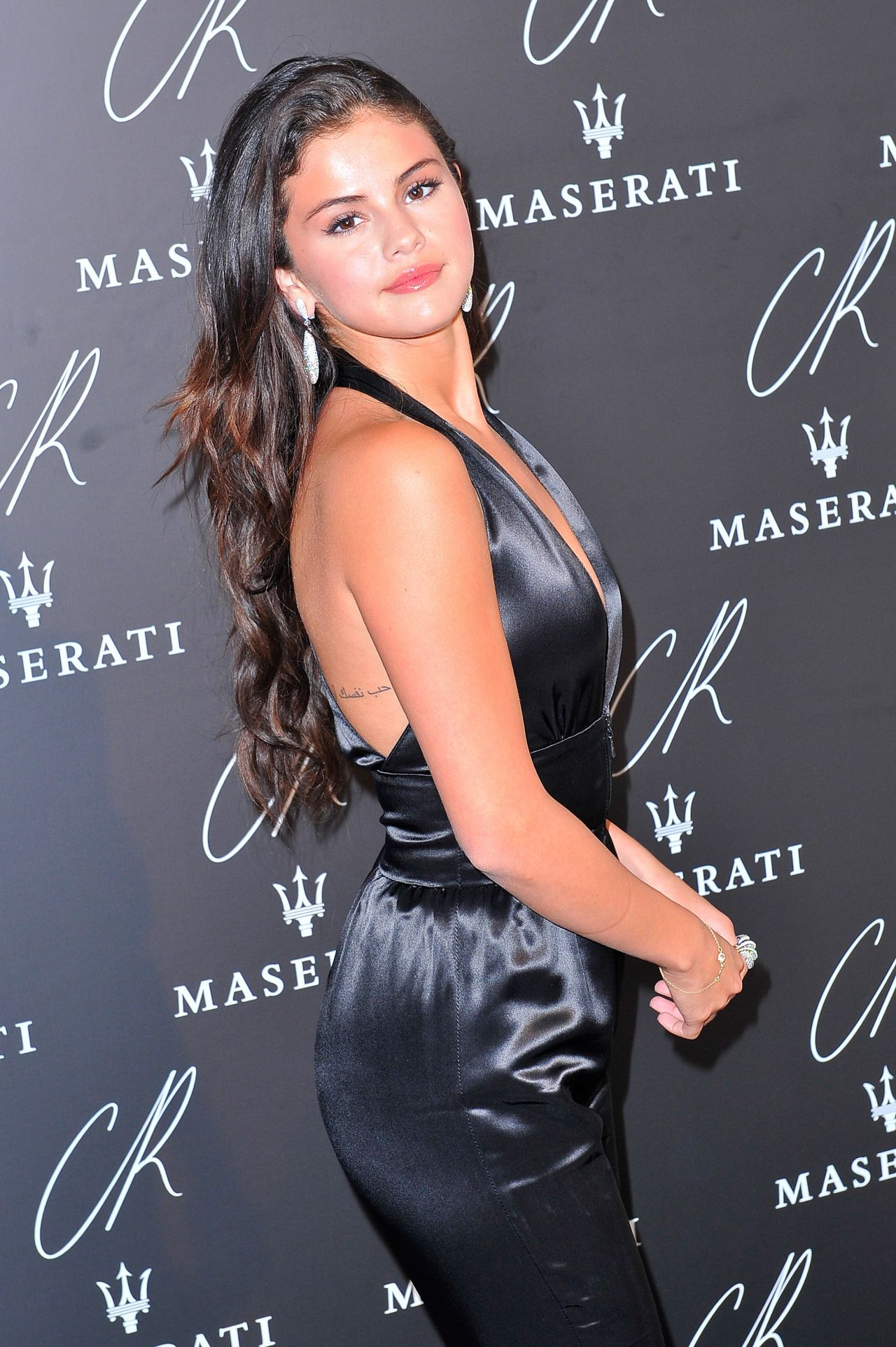 Selena Gomez: CR Fashion Book Issue N5 Launch Party -07