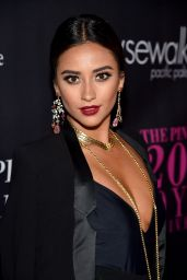 Shay Mitchell - 2014 Pink Party in Santa Monica