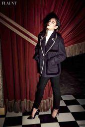 Shay Mitchell - Flaunt Magazine November 2014 Issue