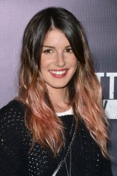 Shenae Grimes at Knotts Scary Farm Celebrity VIP Opening at Knott's Berry Farm