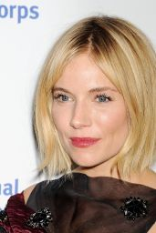 Sienna Miller - 2014 International Medical Corps