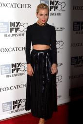 Sienna Miller – 'Foxcatcher' Premiere – 2014 New York Film Festival