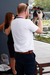 Simona Halep – BNP Paribas WTA Finals 2014 Singapore Press Conference