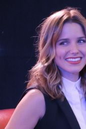 Sophia Bush - One Tree Hill FWTP2 Convention in Paris in France - October 2014