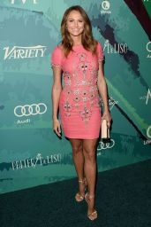 Stacy Keibler – 2014 Variety Power Of Women Event in Beverly Hills