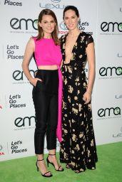Stana Katic – 2014 Environmental Media Awards in Burbank