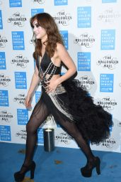 Suki Waterhouse - UNICEF UK Halloween Ball 2014 in London