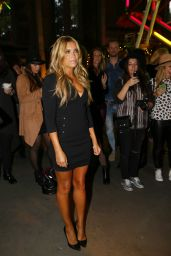 Sylvie Meis - Hunkemoeller Presentation in Amsterdam - October 2014