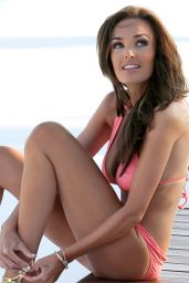 Tamara Ecclestone Bikini Photoshoot - Ibiza, October 2014