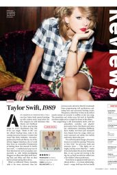 Taylor Swift - Billboard Magazine November 2014 Issue