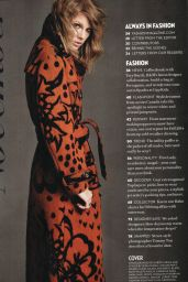 Taylor Swift - Fashion Magazine (Canada) November 2014 Issue