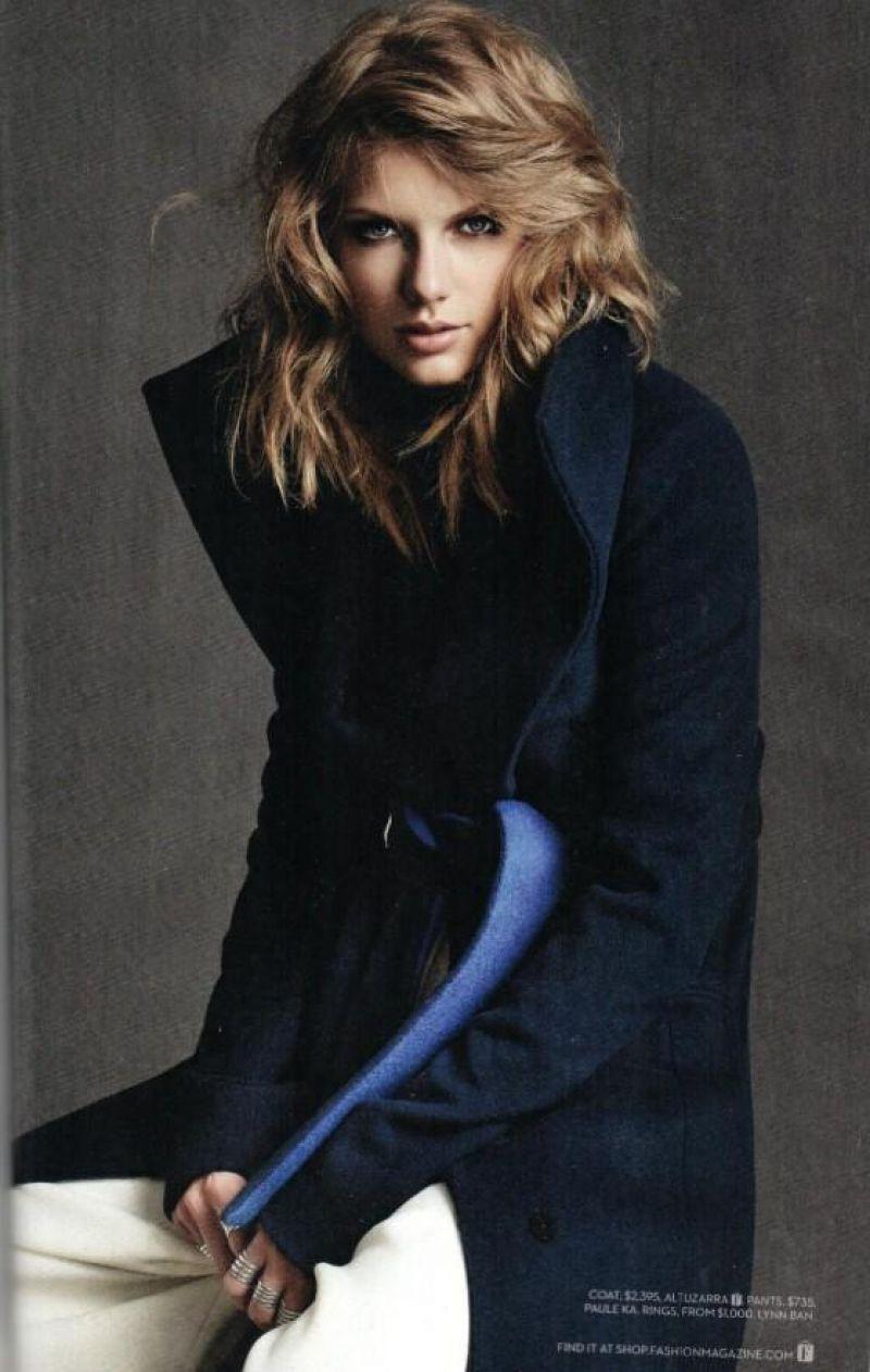 Canada Fashion Magazine: Fashion Magazine (Canada) November 2014 Issue