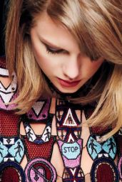 Taylor Swift - Instyle Magazine November 2014 Issue