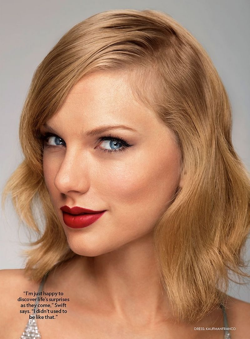 Emma Stone Vanity Fair Photoshoot Taylor Swift - People ...