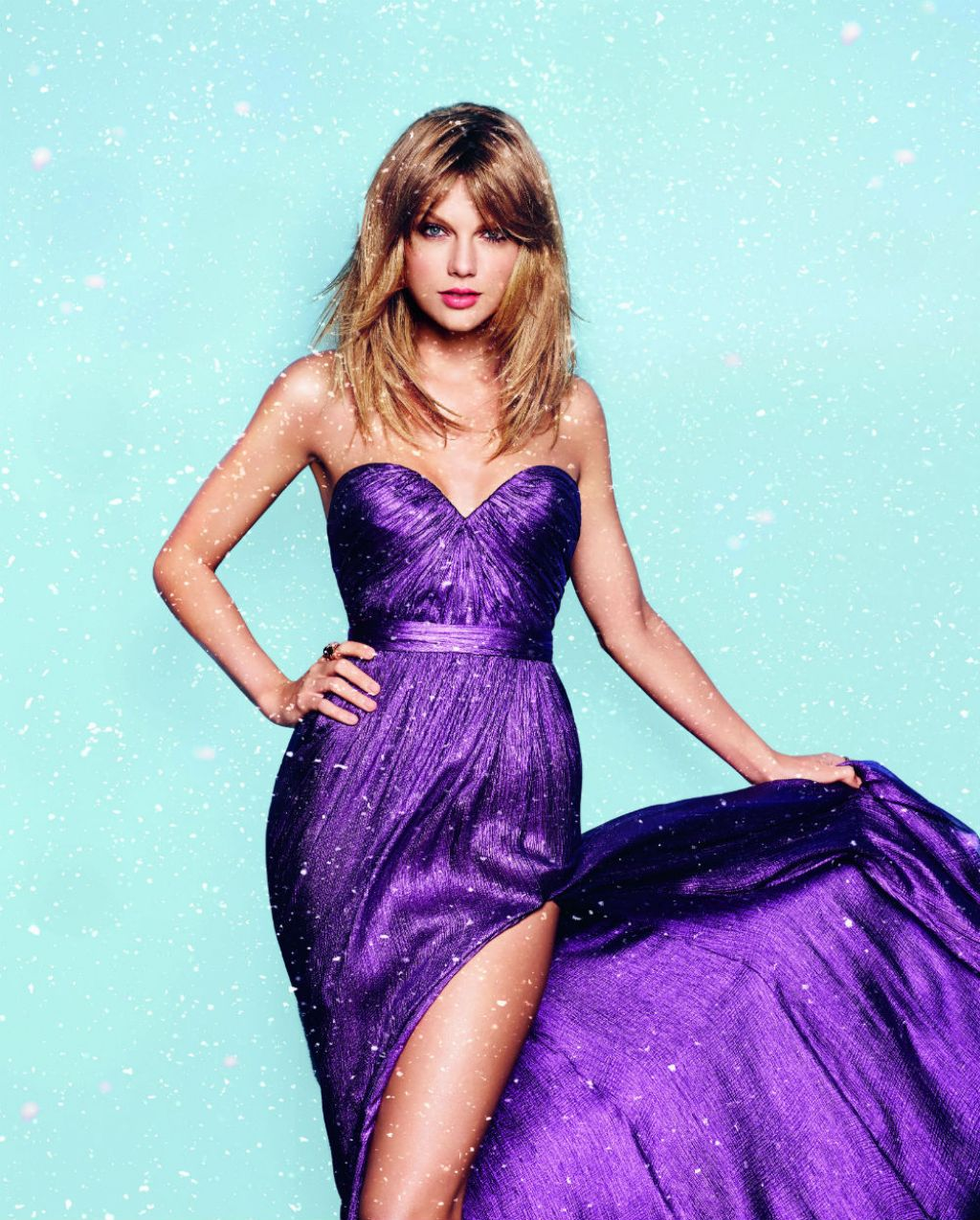 Taylor Swift - Photoshoot for Cosmopolitan Magazine (UK) December 2014