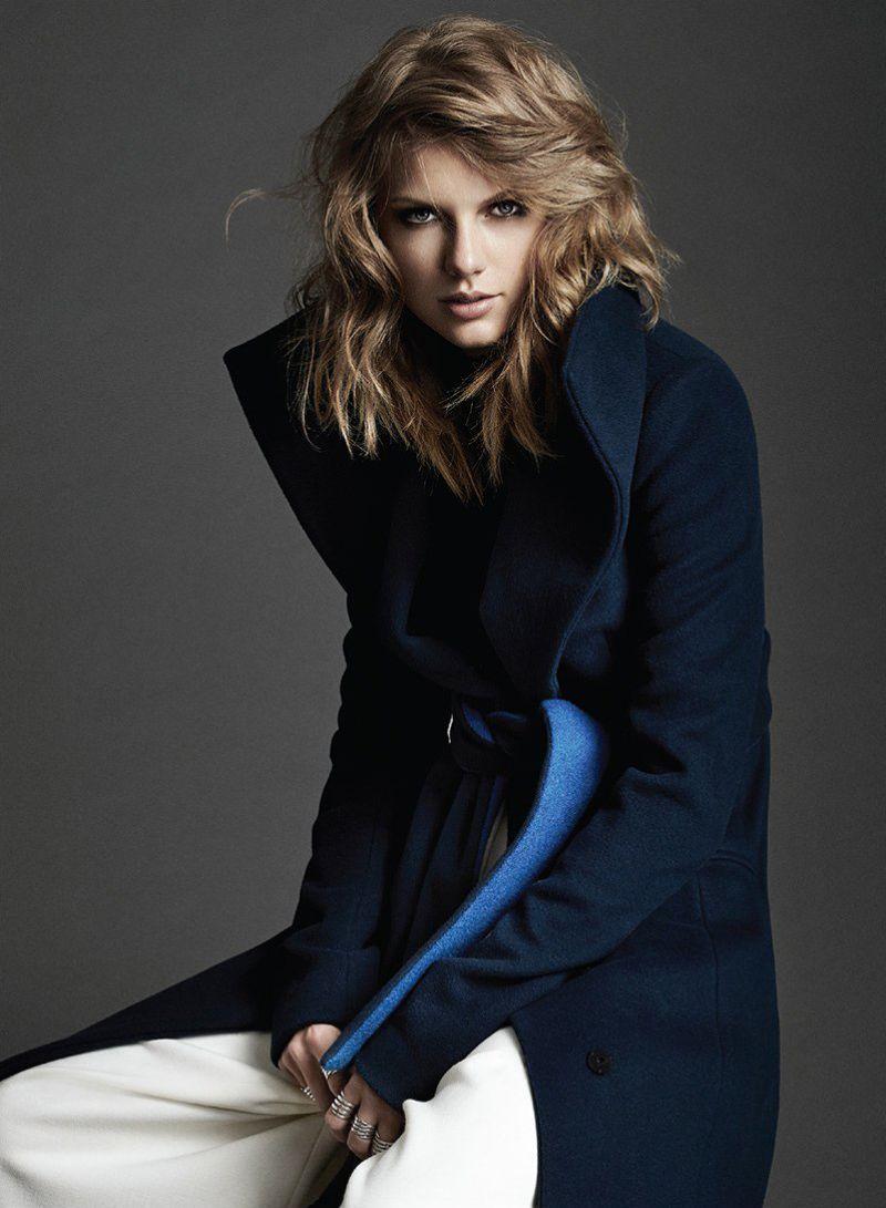 Taylor Swift - Photoshoot for Fashion Magazine November 2014