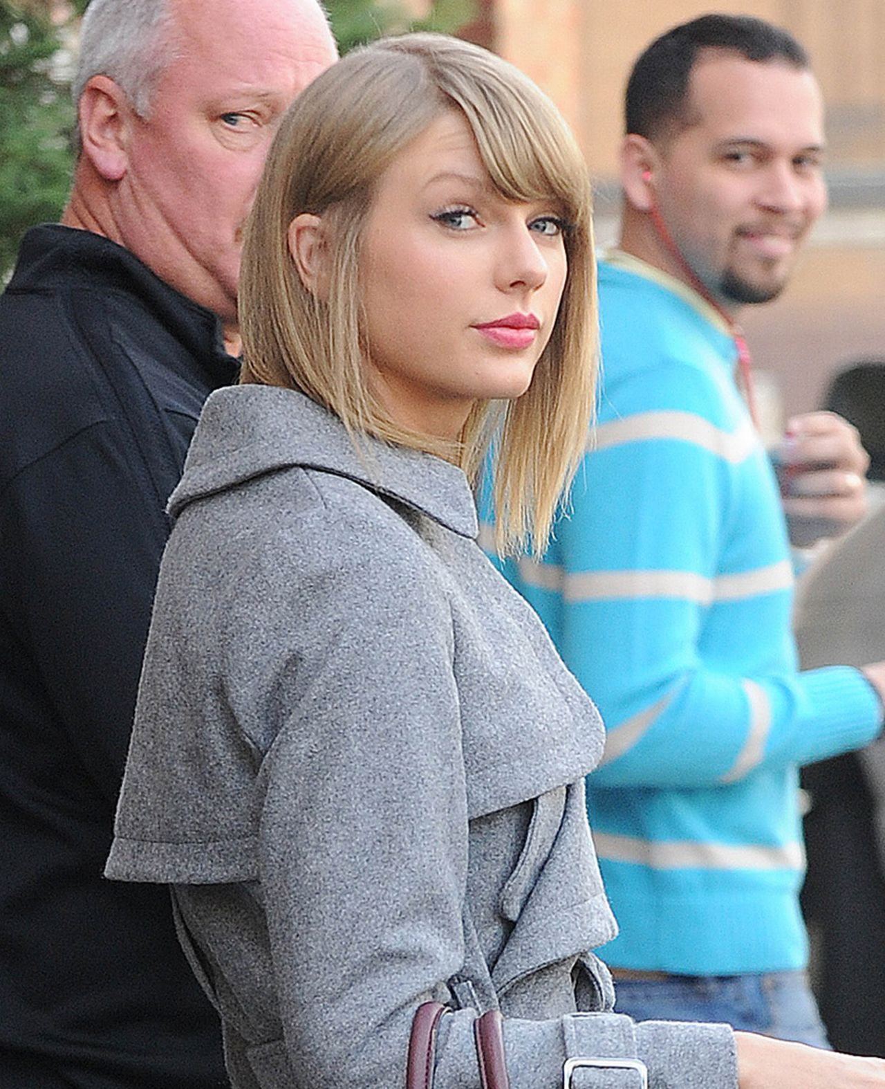 Taylor Swift Style - Leaving a Photo Studio in New York City - October 2014
