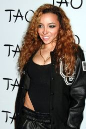Tinashe - Her Album Release Party at Tao Nightclub in Las Vegas - October 2014