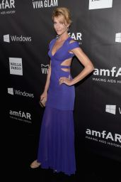 Tricia Helfer - 2014 amfAR LA Inspiration Gala in Hollywood