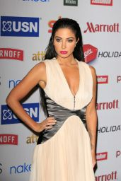 Tulisa Contostavlos - 2014 Attitude Awards at Banqueting House in London