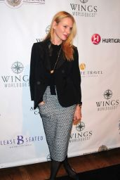 Uma Thurman - 2014 Wings WorldQuest Women of Discovery Awards
