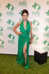 Vanessa Hudgens - 2014 Global Green USA