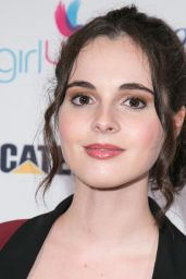 Vanessa Marano – International Day of the Girl 2014 in Los Angeles