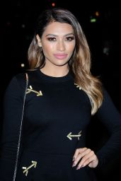 Vanessa White at the Launch of the Mondrian Hotel in London - October 2014