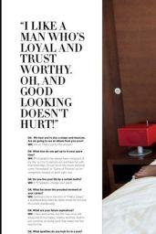 Willa Holland - Da Man Magazine September 2014 Issue