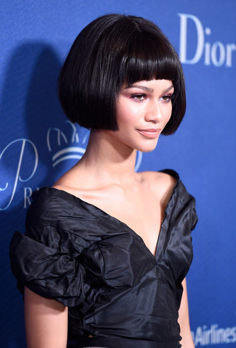 Zendaya Coleman 2014 Princess Grace Awards Gala In