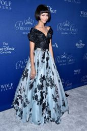 Zendaya Coleman - 2014 Princess Grace Awards Gala in Beverly Hills