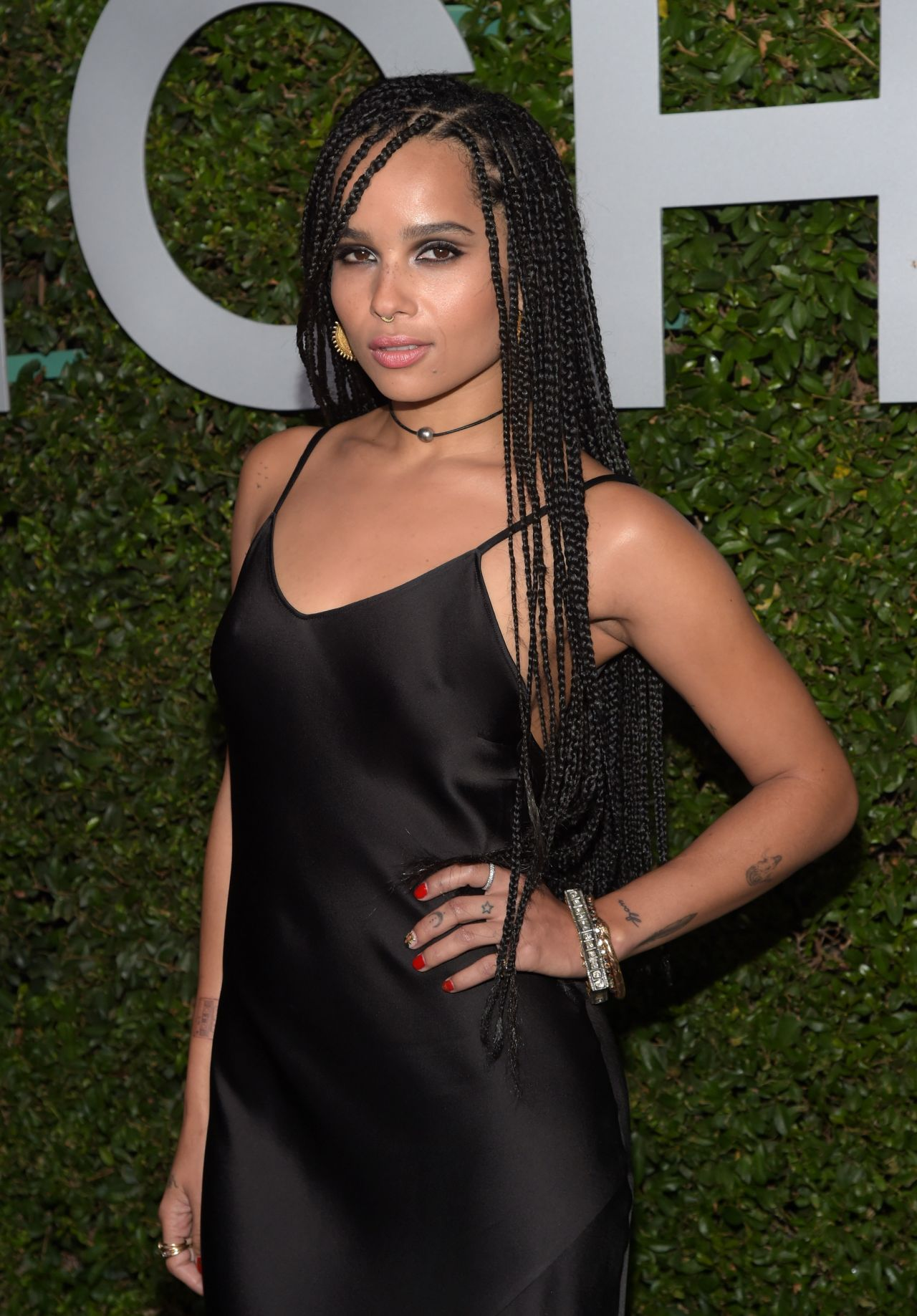 Zoe Kravitz – Claiborne Swanson Frank's 'Young Hollywood' Book Launch in Beverly Hills