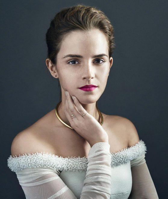 Emma Watson- Britannia Awards Portraits 2014