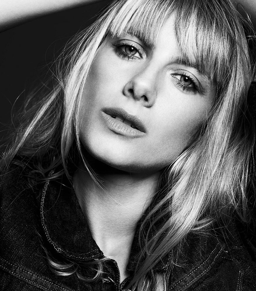 Melanie Laurent Photoshoot For Grazia Magazine France