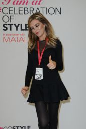 Abbey Clancy - Celebration of Style Launch in Liverpool - November 2014