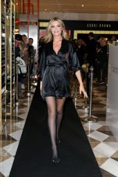 Abbey Clancy Style - at the Selfridges Store in Manchester - November 2014