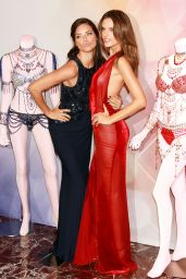Adriana Lima & Alessandra Ambrosio - VS Dream Angels Fantasy Bra debut Las Vegas