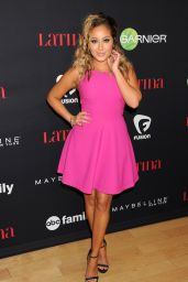 Adrienne Bailon – LATINA Magazine's '30 Under 30′ Celebration in West Hollywood