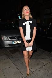 Aisleyne Horgan-Wallace - NOW Christmas Party in London - November 2014