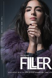 Alanna Masterson - FILLER Magazine Winter 2014/2015