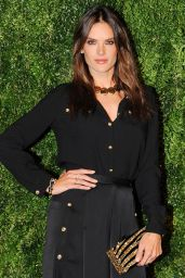 Alessandra Ambrosio – 2014 CFDA/Vogue Fashion Fund Awards in New York City