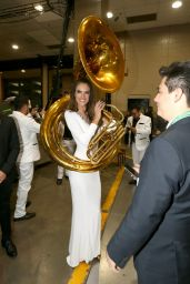 Alessandra Ambrosio - 2014 Latin GRAMMY Awards After Party in Las Vegas