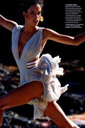 Alessandra Ambrosio - Glamour Magazine (US) January 2015 Issue